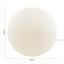 Stolní Lampa Balla Ø: 20 Cm, 40 Watt - bílá, sklo (20cm) - Mömax modern living