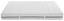 Komfortschaummatratze Ergo Duo H2 140x200 - Weiß, Textil (140/200cm) - Primatex