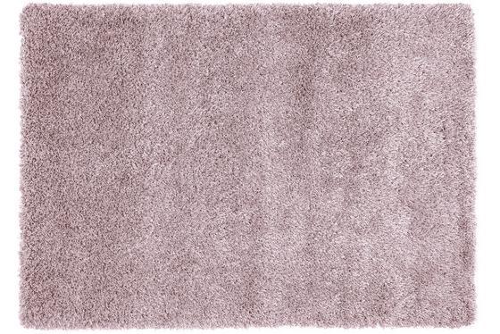 Koberec S Vysokým Vlasom Lambada 4 - ružová, Moderný (160/230cm) - Mömax modern living