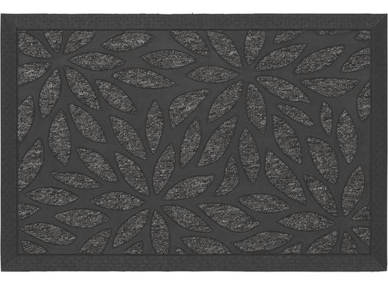 Dveřní Rohožka Max - šedá, Moderní, umělá hmota (40/60cm) - Mömax modern living