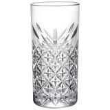 Longdrinkglas Timeless 4-Tlg - Transparent, Basics, Glas (450ml)