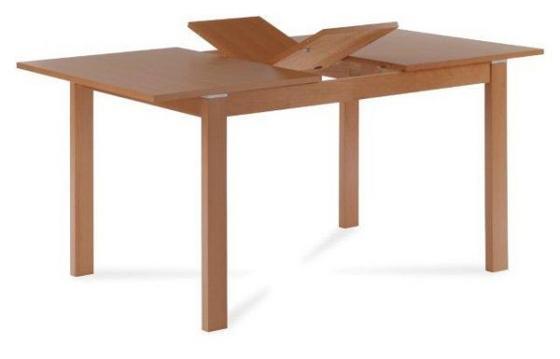 Étkezőasztal Bővíthető Asztallappal - modern (120-150/74/80cm)