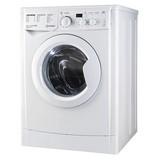 Waschmaschine EWD 61052 W EU/1 - Weiß, KONVENTIONELL, Kunststoff (59,5/85/51,7cm) - Indesit