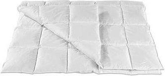Přikrývka Fabi - bílá, textil (140/200cm) - Mömax modern living