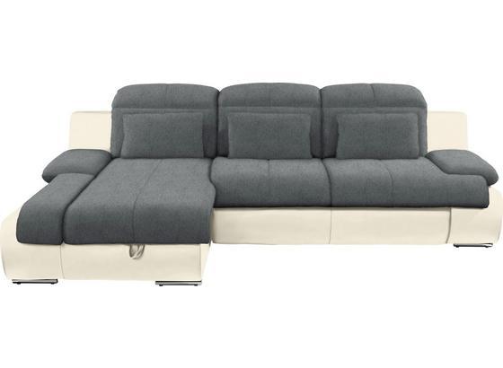 Sedací Souprava Multi - šedá/krémová, Moderní, textil (184/260cm)
