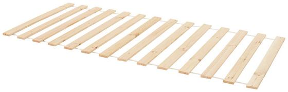 Rollrost Möbelix 90 90x200cm - Fichtefarben, Holz (90/200cm)