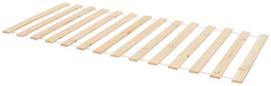 Rolovací Rošt Möbelix 90 - barvy smrku, dřevo (90/200cm)
