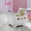 Vozík Pro Panenky Amy - bílá, Moderní, dřevo (35,5/49/67cm) - Mömax modern living