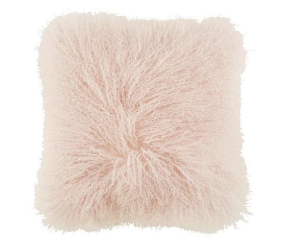 Polštář Ozdobný Shaun -top- - růžová, textil (40/40cm) - Premium Living