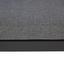 Loungegarnitur mit Glas 5-Teilig Emilia, Anthrazit - Anthrazit/Schwarz, MODERN, Glas/Textil (213/199cm) - Beldano