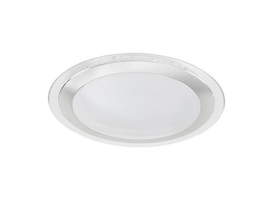 Led Stropná Lampa Elea - Moderný, kov/plast (40/7,5cm) - Mömax modern living