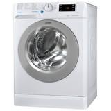 Waschmaschine Bwe 81683xe Ws De N - Edelstahlfarben/Weiß, Basics, Kunststoff/Metall (59,5/84,5/61,5cm) - Indesit
