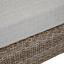 Greemotion Loungegarnitur Menorca - Braun/Grau, MODERN, Kunststoff/Metall (225/150cm) - Greemotion