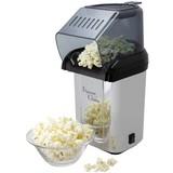 Popcornmaker Classic - Edelstahlfarben, MODERN, Metall (14,5/19/30,5cm)