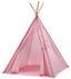 Hrací Stan Mariano - ružová, Moderný, umelá hmota/drevo (125/154/125cm) - Modern Living