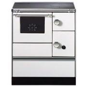 Landhausherd K176a-70 Weiß/Links - Weiß, KONVENTIONELL, Metall (70/85/60cm) - Wamsler