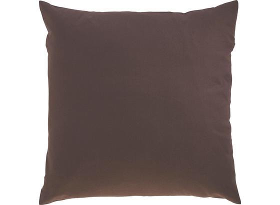 Dekoračný Vankúš Cenový Trhák - hnedá, textil (50/50cm) - Based