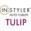 Haarstyler Auto Curler Tulip - Weiß, MODERN, Keramik (6/33cm) - Mediashop
