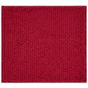WC-Vorleger Liliane - Bordeaux, KONVENTIONELL, Textil (45/50cm) - Ombra