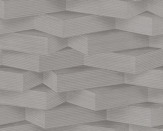 Tapeta Vliesová 96000-3 - šedá, Konvenční, papír (53/100.5cm)