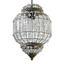 Závesná Lampa Adele - Štýlový, kov/sklo (23/185cm) - Mömax modern living