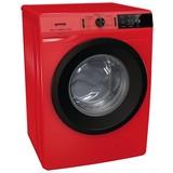 Waschmaschine Wei843pr Rot - Rot, Basics, Kunststoff (60/85/54,5cm) - Gorenje