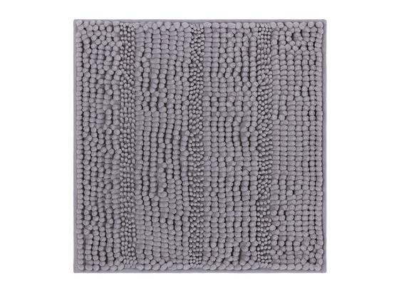 Rohožka Do Kúpeľne Uwe -top- - sivá, textil (50/50cm) - Based