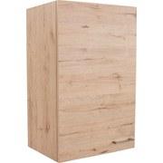 Küchenoberschrank Riva B: 60 cm Eiche Dekor - Eichefarben, MODERN, Holzwerkstoff (60/89/32cm)