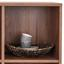 Regal Carlo Clr02 - Eichefarben/Grau, MODERN, Holzwerkstoff (105,5/107,3/35,5cm)