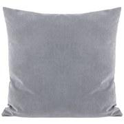 Zierkissen Monte Carlo, 60x60 cm - Grau, MODERN, Textil (60/60cm) - Luca Bessoni