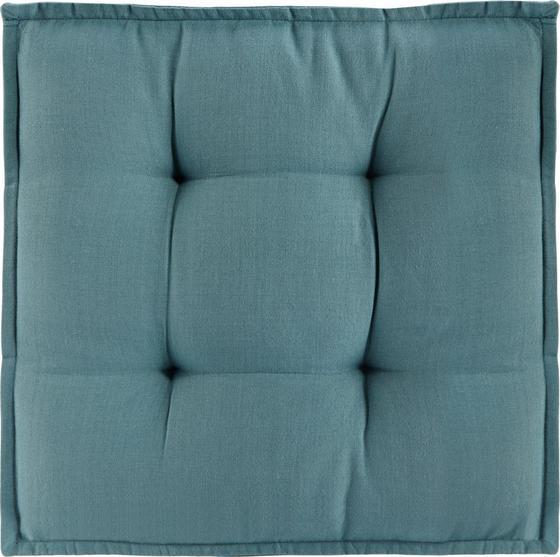 Polštář Sonja - modrá, textil (40/40/5cm) - Mömax modern living
