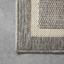 Hladko Tkaný Koberec Minnesota 1 - sivá, Moderný, textil (80/200cm) - Modern Living
