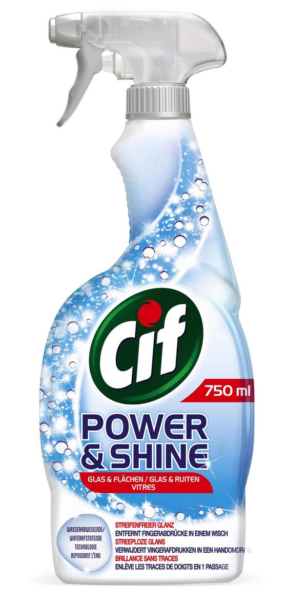 Glasreiniger Cif Power&shine Glasreiniger - Basics (6,1/29/10,9cm)