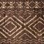 Webteppich Cacao 160x225 - Beige/Braun, MODERN, Textil (160/225cm)