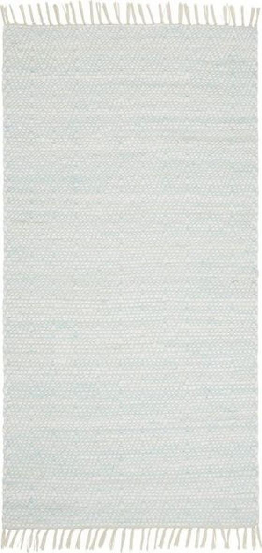 Koberec Ručně Tkaný Mary 2 - tyrkysová, Romantický / Rustikální, textil (80/150cm) - Mömax modern living