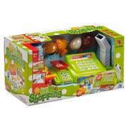 Spielkasse mit Sound- und Lichteffekten - Grün, Kunststoff (36/17/18cm)