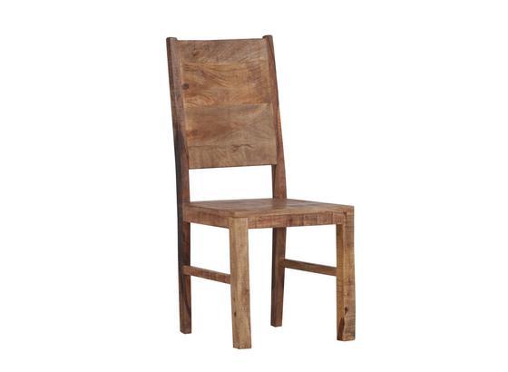 e4e6af30188c7 Stolička Industry - prírodné farby, drevo (45/100/52cm) - James