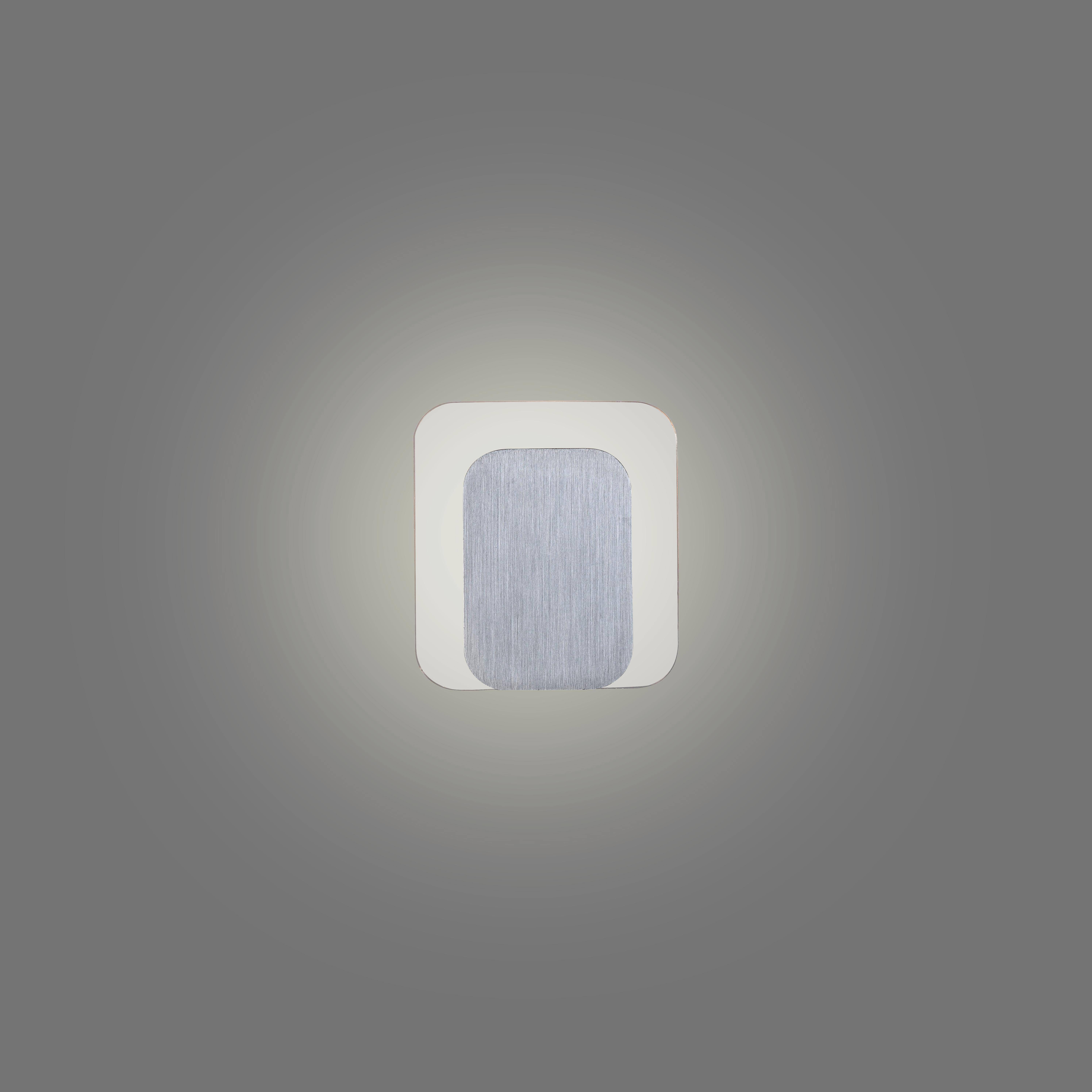 WANDLEUCHTE ISAAC - KONVENTIONELL, Kunststoff/Metall (11/12cm)