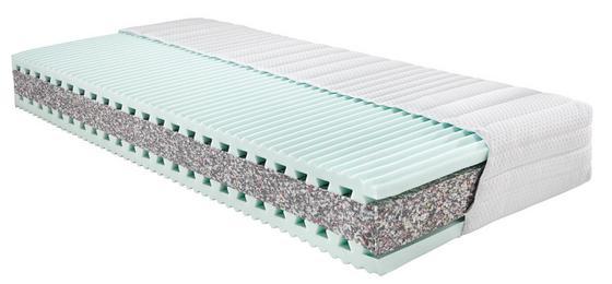 Komfortný Penový Matrac Master - biela, textil (80/200cm) - Nadana