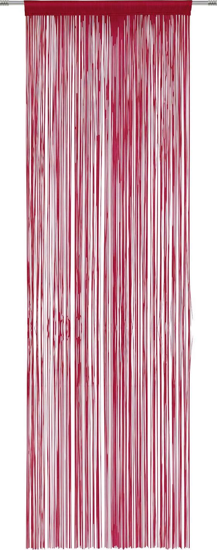 Nitkový Záves Victoria - bobuľové plody, textil (90/245cm) - Mömax modern living