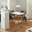Jedálenský Stôl Harry 90x90 Cm - biela, Moderný, drevo (90/90/75cm) - Mömax modern living