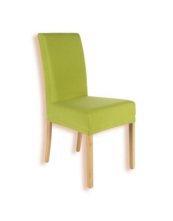 Székhuzat Adelisa - zöld, konvencionális, textil - OMBRA