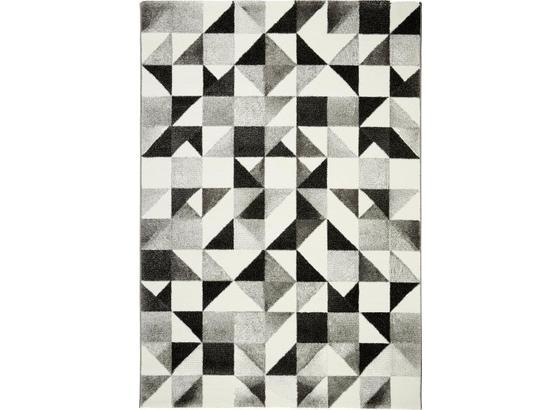 Tkaný Koberec Neapel 2 - čierna/béžová, Štýlový, textil (120/170cm) - Mömax modern living