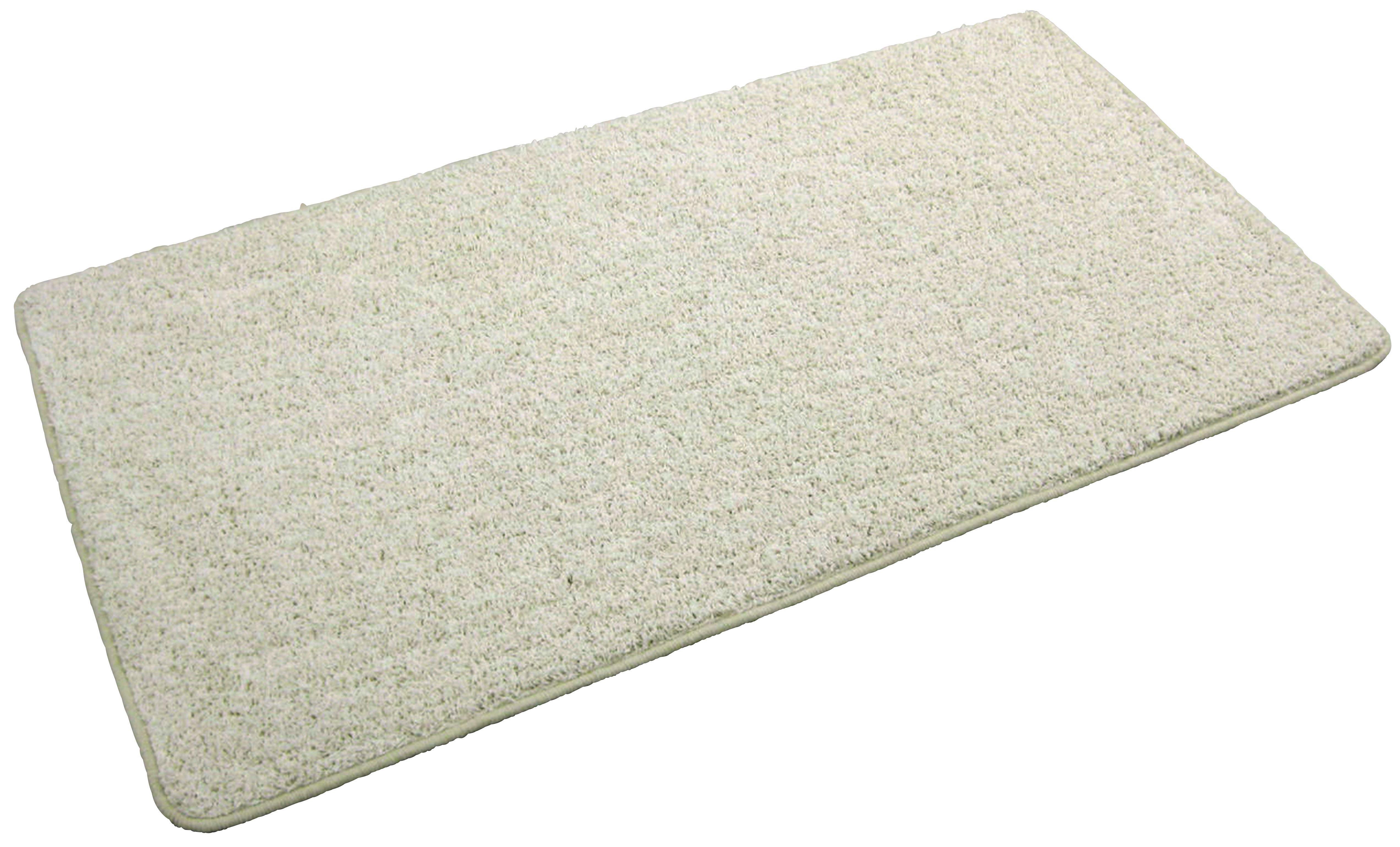 Shaggy Szőnyeg Sphinx - fehér, konvencionális, textil (80/200cm)