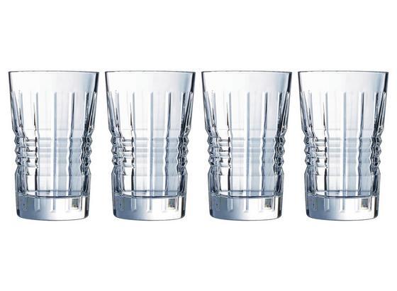 Ginglas 4er Pack, 36cl - Transparent, Basics, Glas (360ml) - Mäser