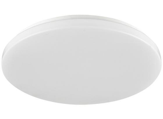 LED-Deckenleuchte Selina Ø 31 cm - Weiß, MODERN, Kunststoff (31cm) - Luca Bessoni