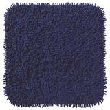 WC Vorleger Lilly, ohne Schnitt - Blau, KONVENTIONELL, Textil (45/50cm) - OMBRA