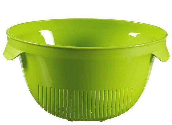Szűrő Zöld - zöld, műanyag (23/13/26cm)