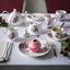 Kaffeeservice Rosabella, 18-Tlg., 6 Personen - Multicolor, ROMANTIK / LANDHAUS, Keramik - James Wood