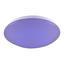Led Stropní Svítidlo Missy-zmena Barvy - bílá, Moderní, kov/umělá hmota (29/9cm)
